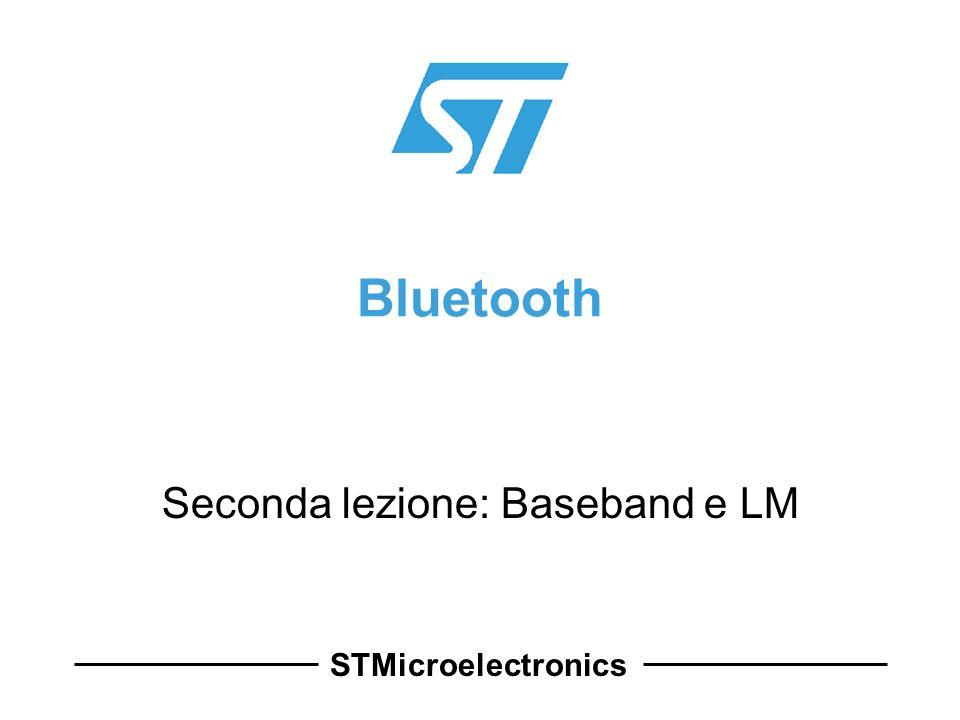 Seconda lezione: Baseband e LM
