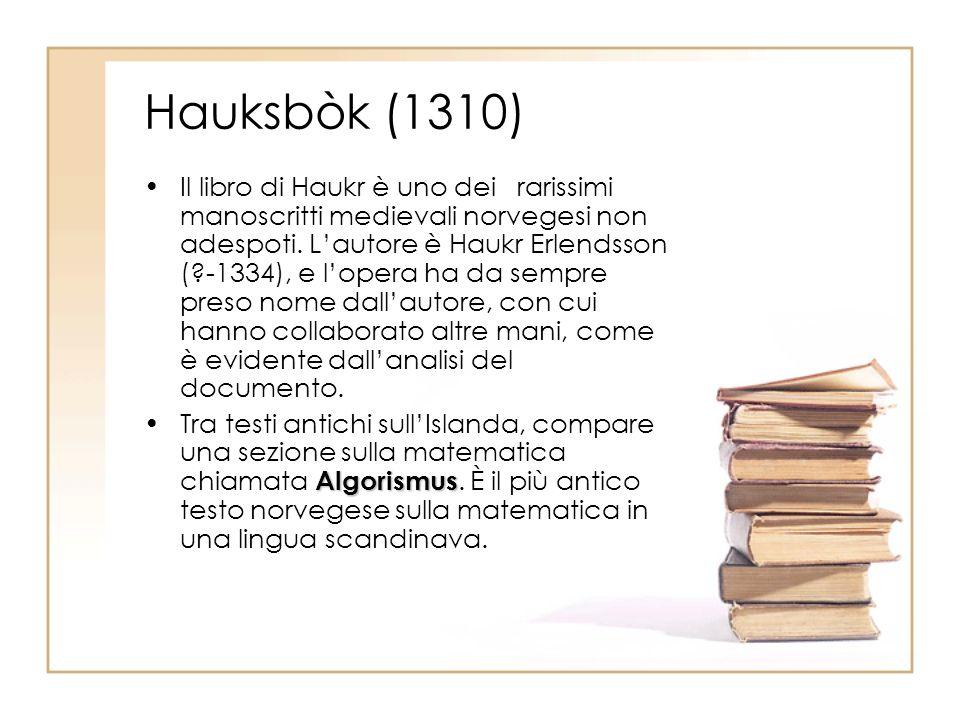 Hauksbòk (1310)