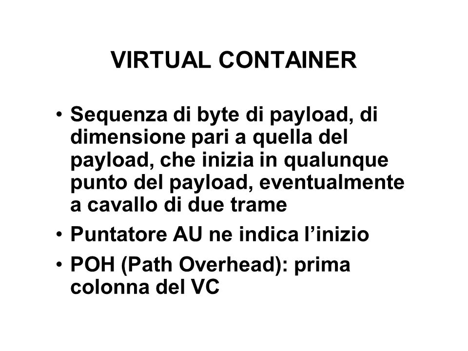 VIRTUAL CONTAINER