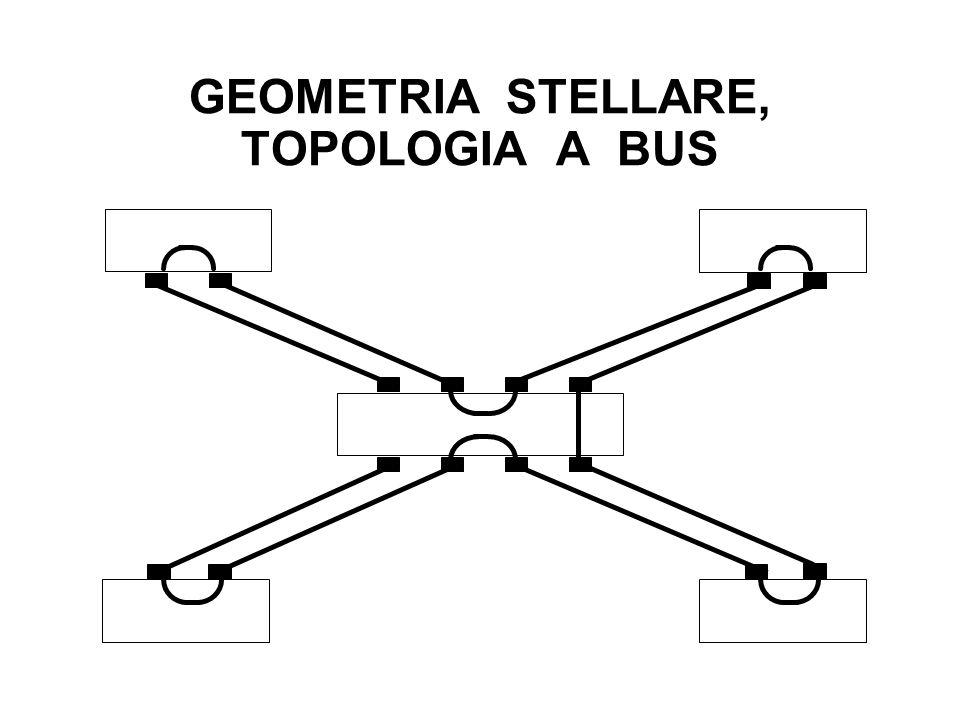 GEOMETRIA STELLARE, TOPOLOGIA A BUS