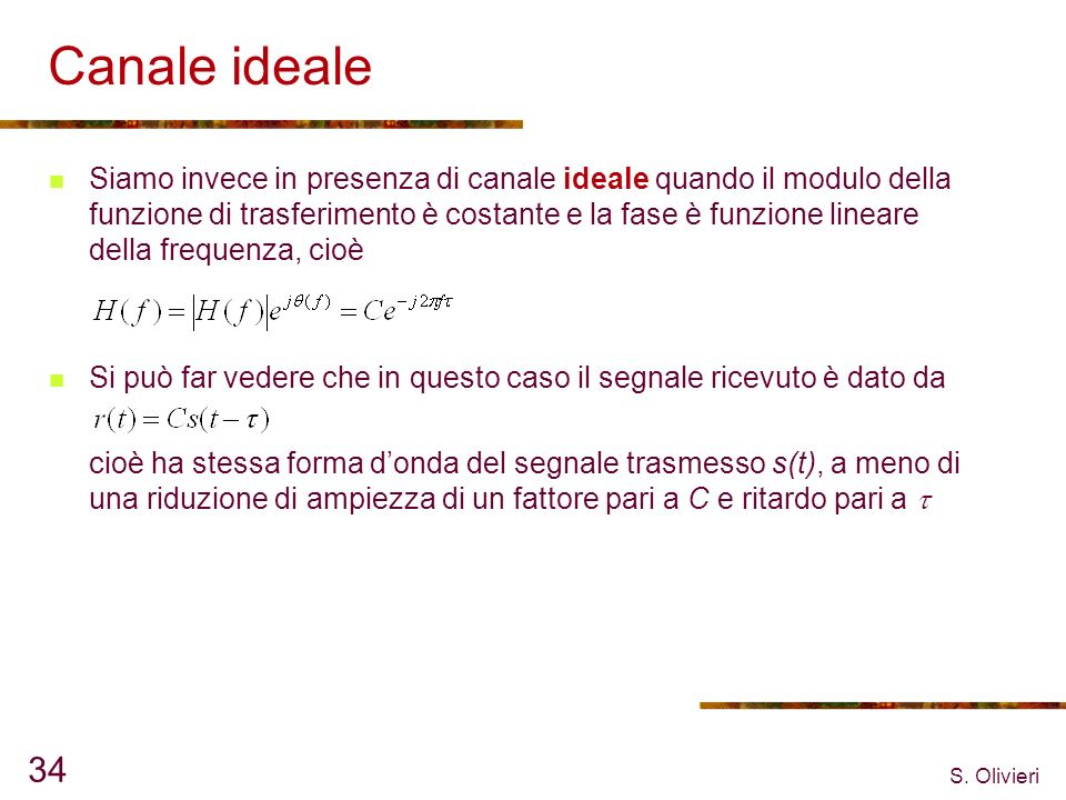 Canale ideale