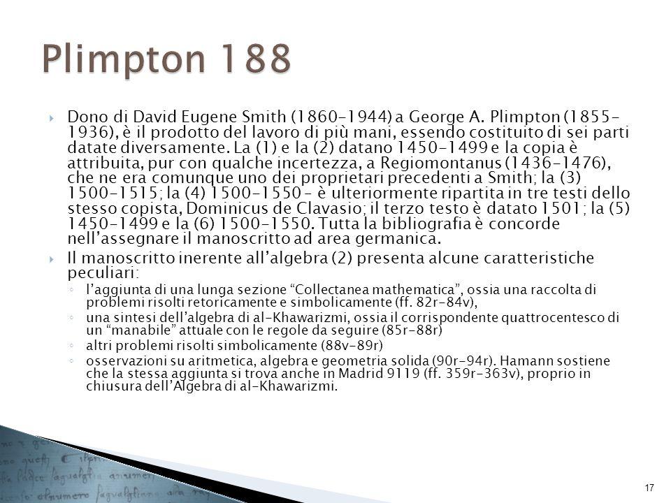 Plimpton 188