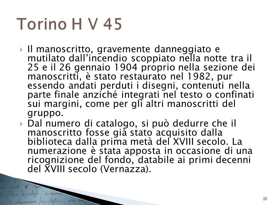 Torino H V 45