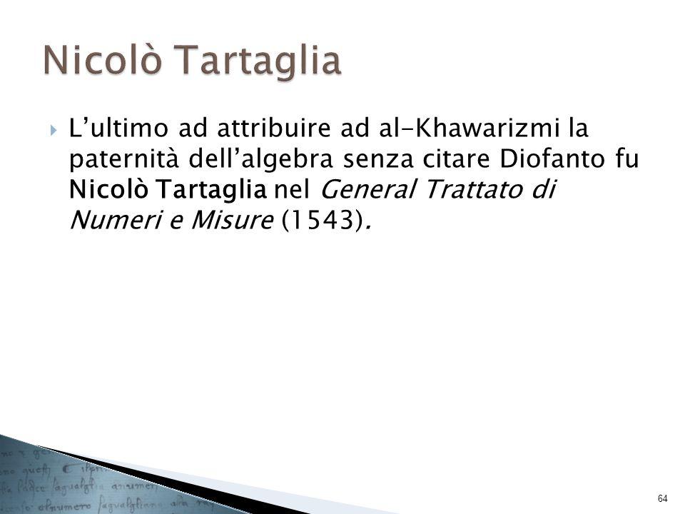 Nicolò Tartaglia
