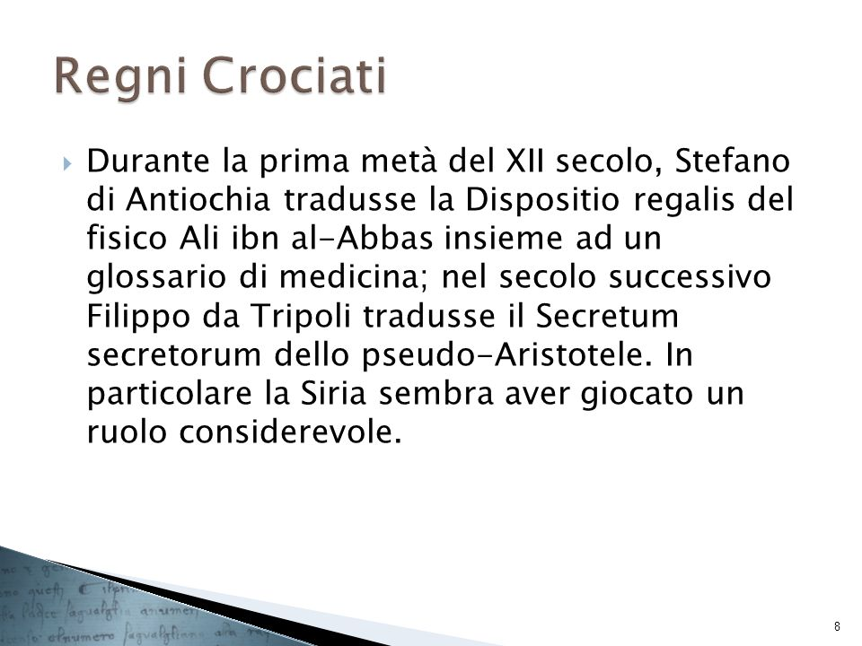 Regni Crociati
