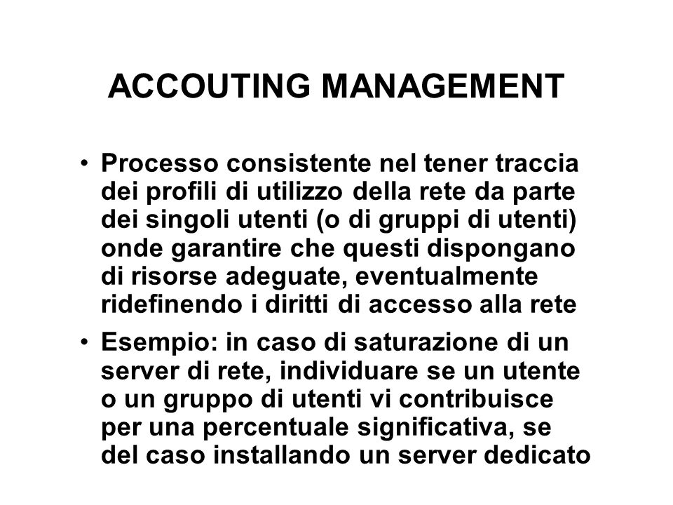 ACCOUTING MANAGEMENT