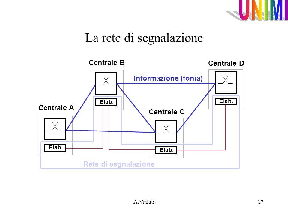 La rete di segnalazione