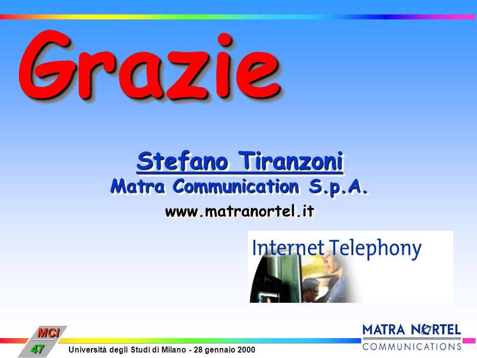 Matra Communication S.p.A.