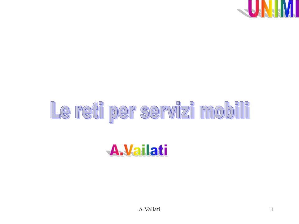 Le reti per servizi mobili