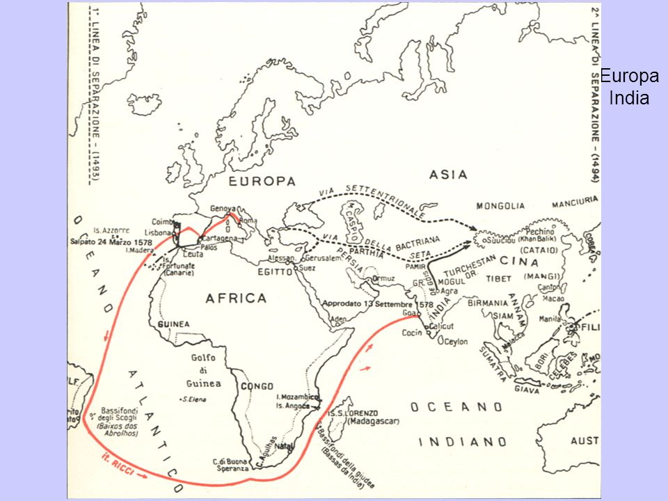 Europa India