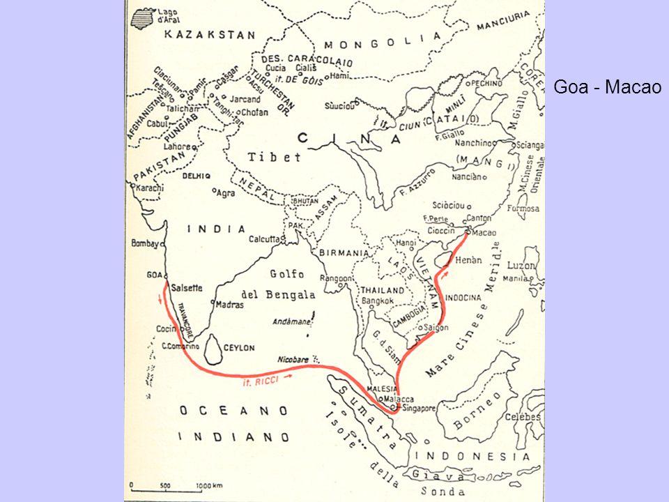 Goa - Macao