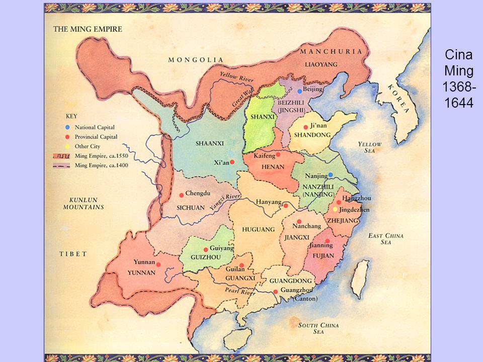 Cina Ming 1368-1644