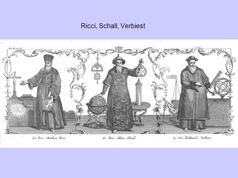 Ricci, Schall, Verbiest
