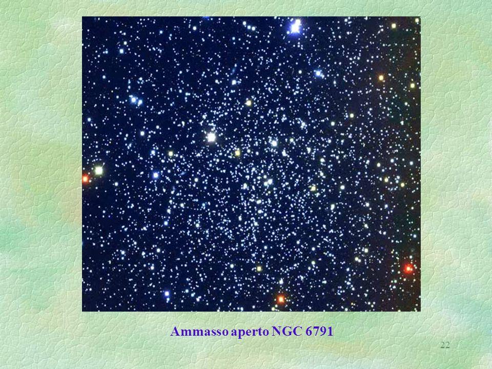 Ammasso aperto NGC 6791