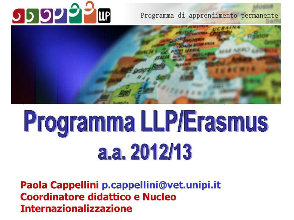 Programma LLP/Erasmus