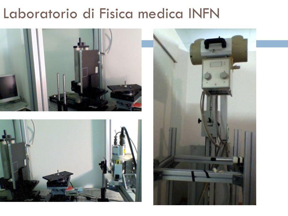 Laboratorio di Fisica medica INFN