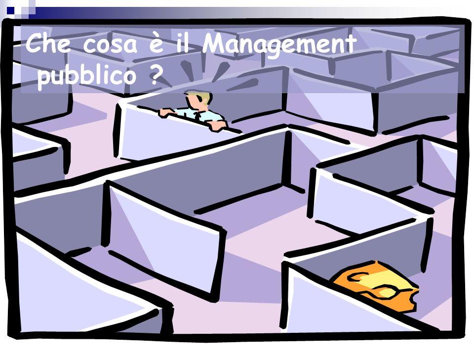 Che cosa è il Management