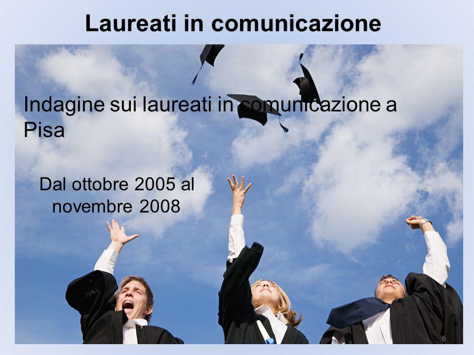 Laureati in comunicazione
