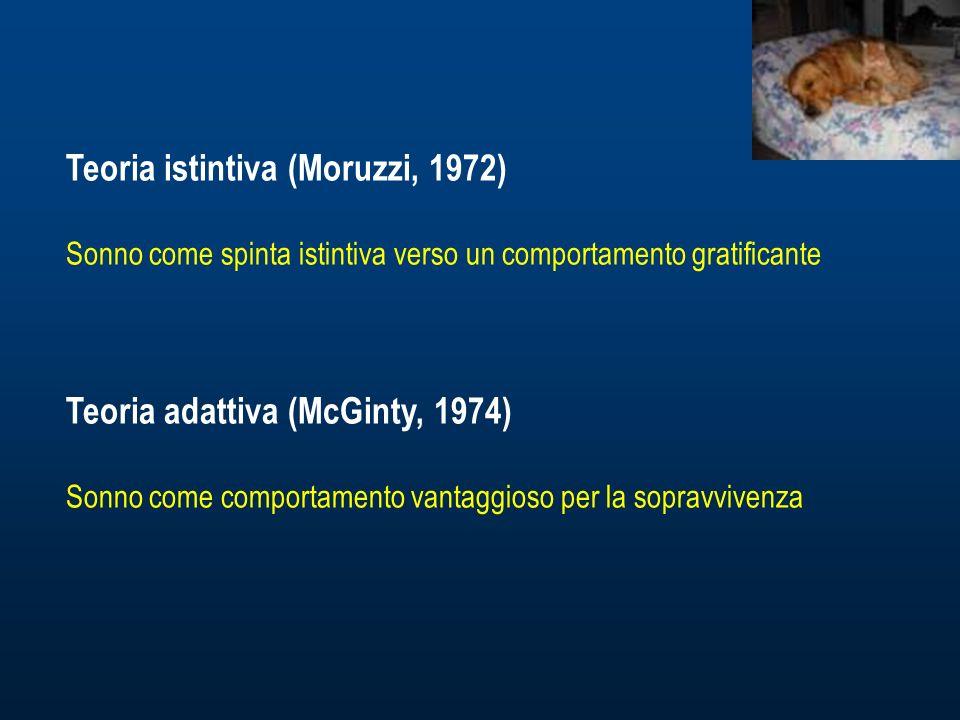 Teoria istintiva (Moruzzi, 1972)