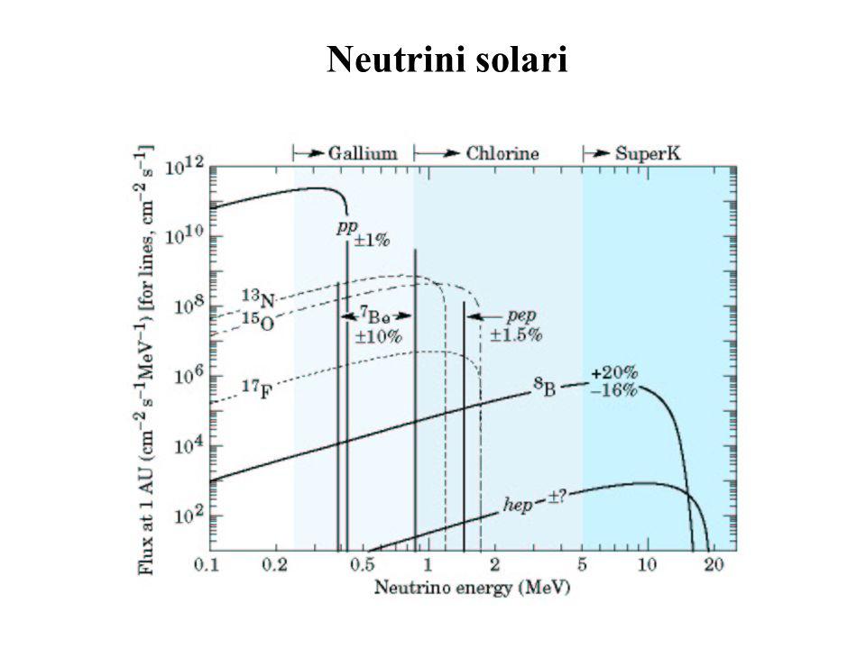 Neutrini solari