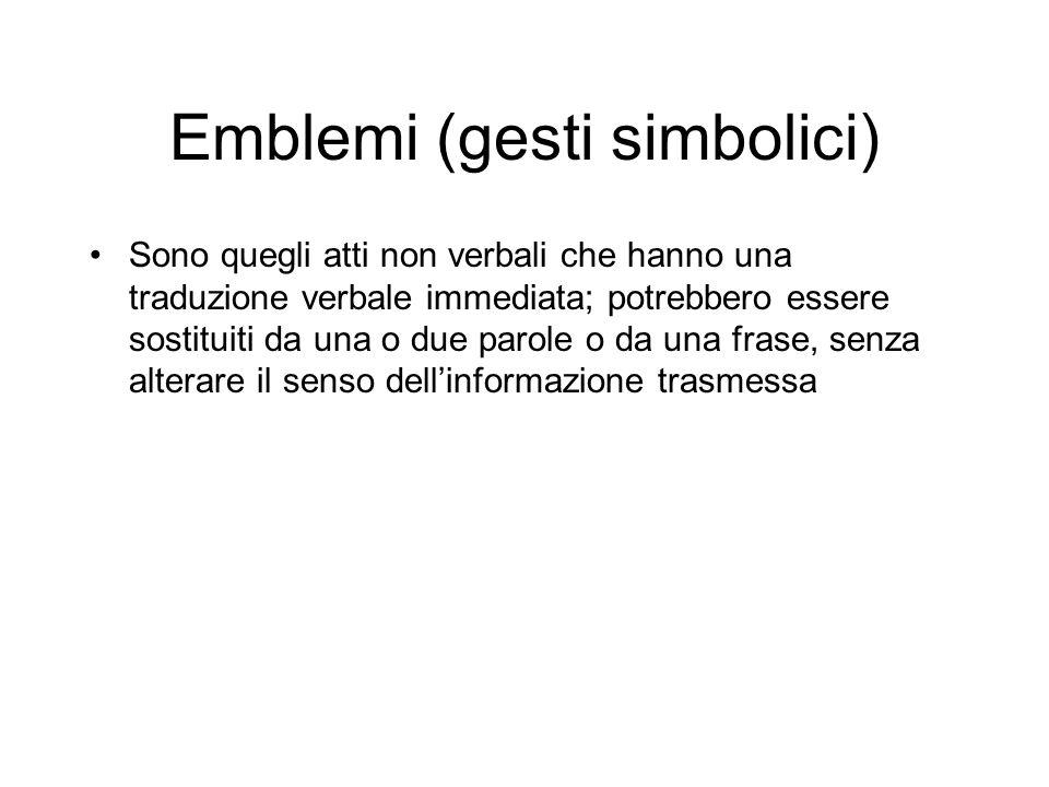 Emblemi (gesti simbolici)