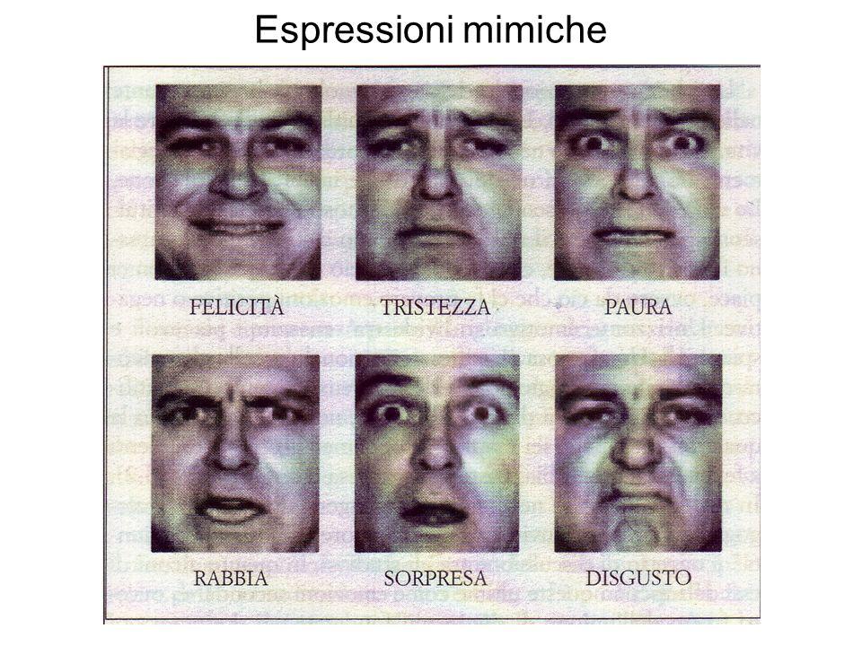 Espressioni mimiche
