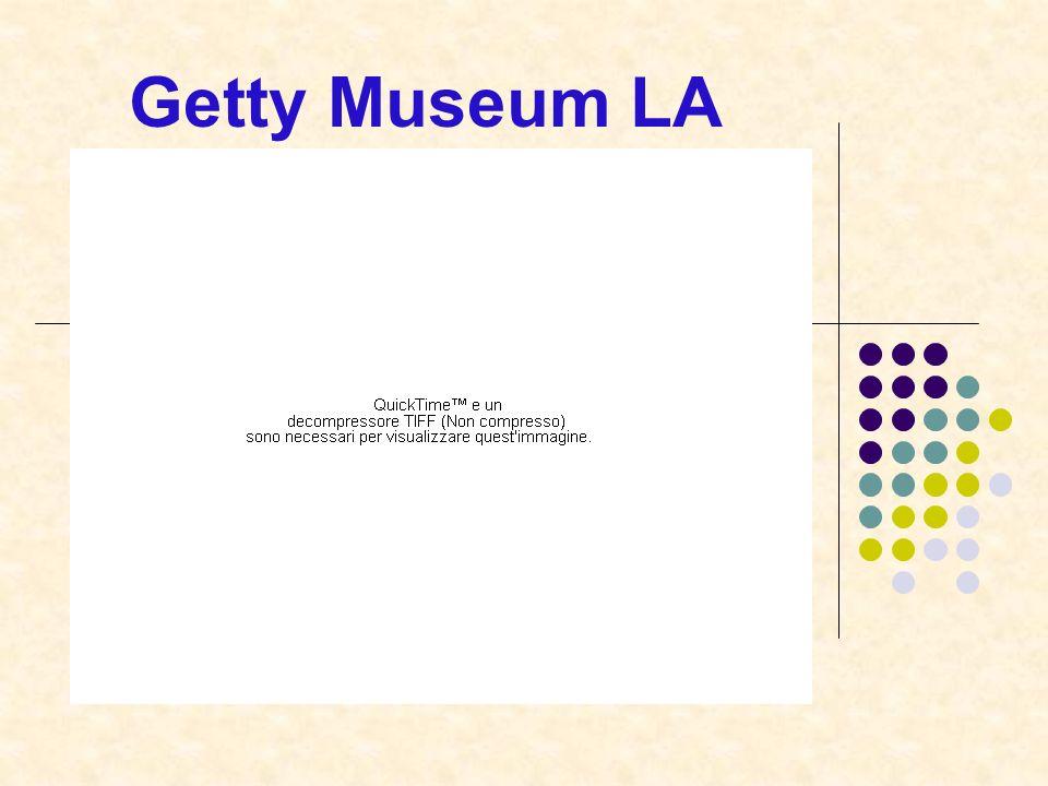 Getty Museum LA
