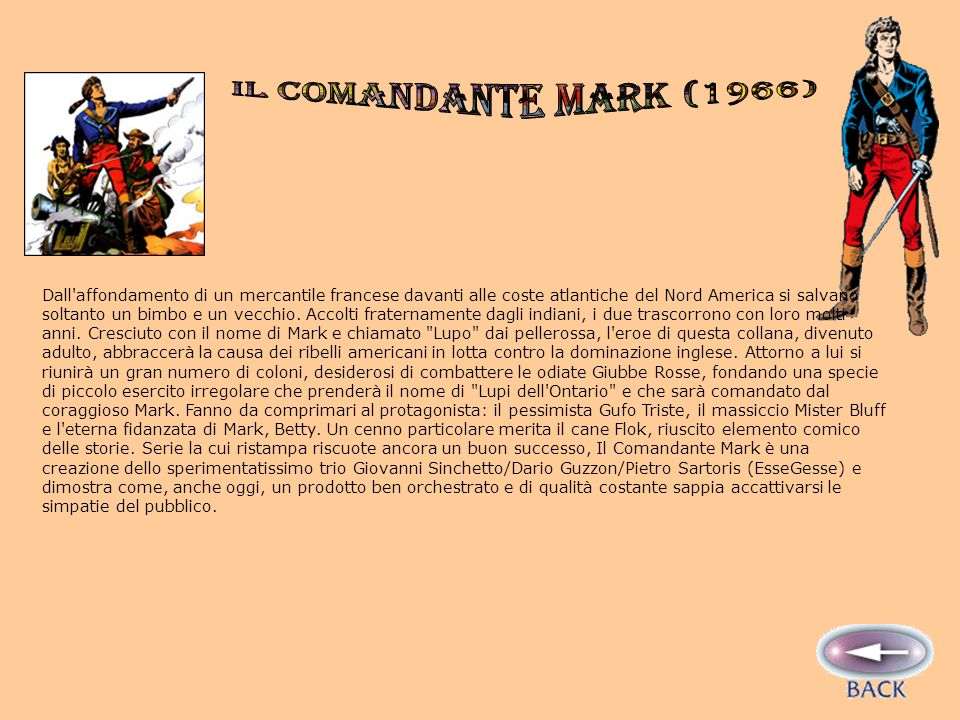 IL COMANDANTE MARK (1966)