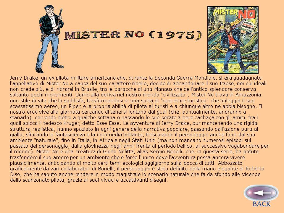 MISTER NO (1975)