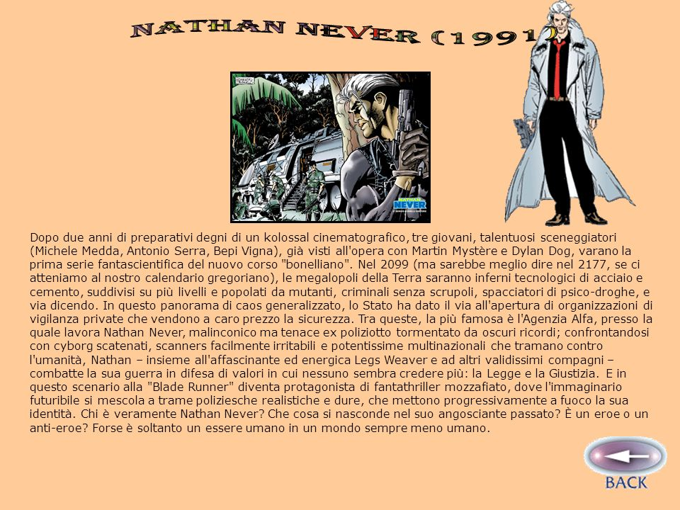 NATHAN NEVER (1991)