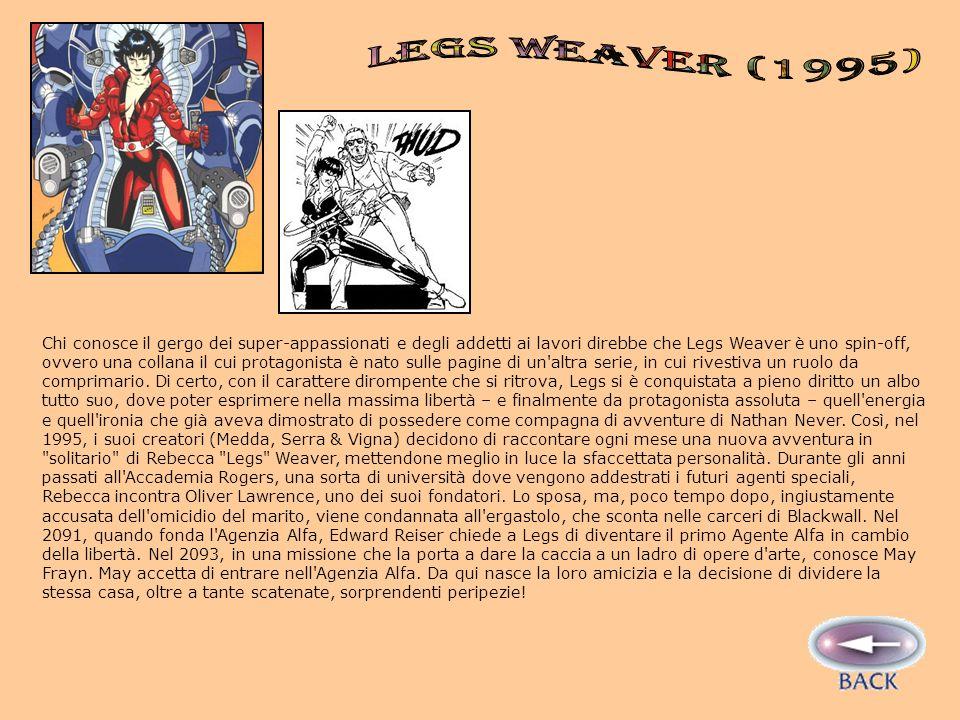 LEGS WEAVER (1995)