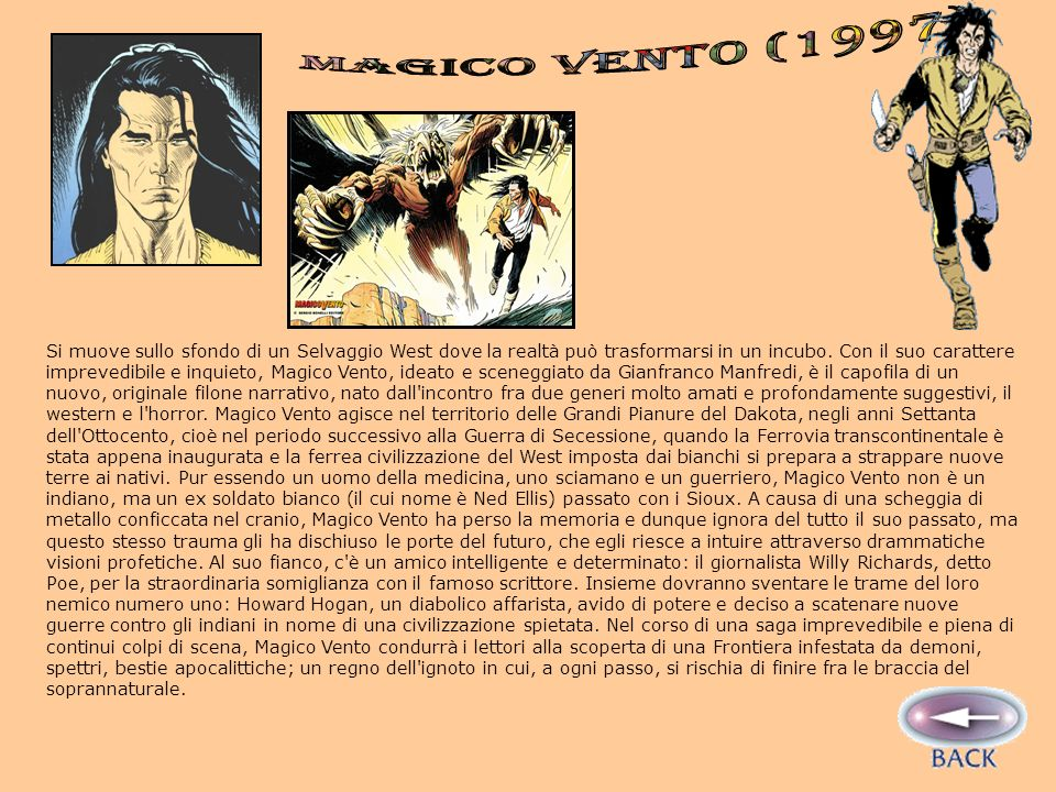 MAGICO VENTO (1997)