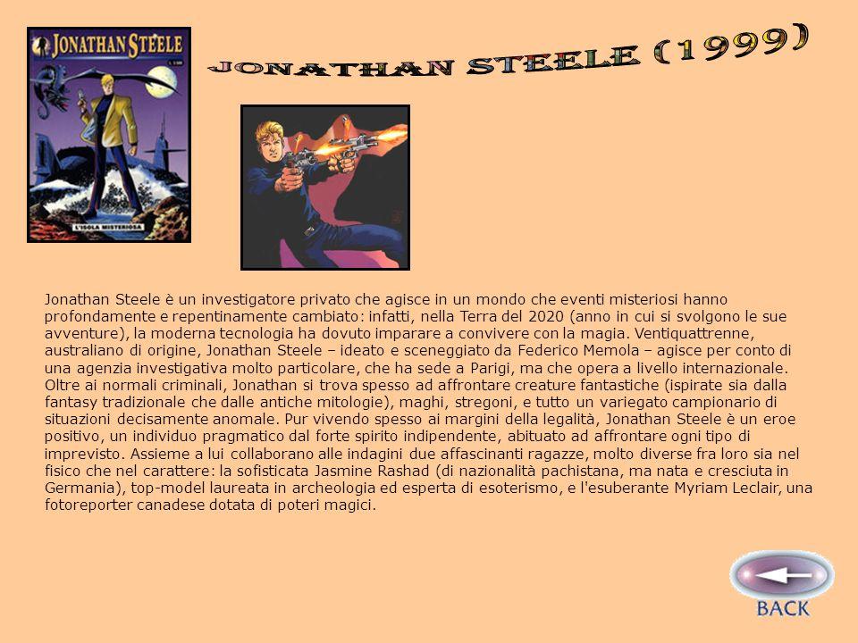 JONATHAN STEELE (1999)