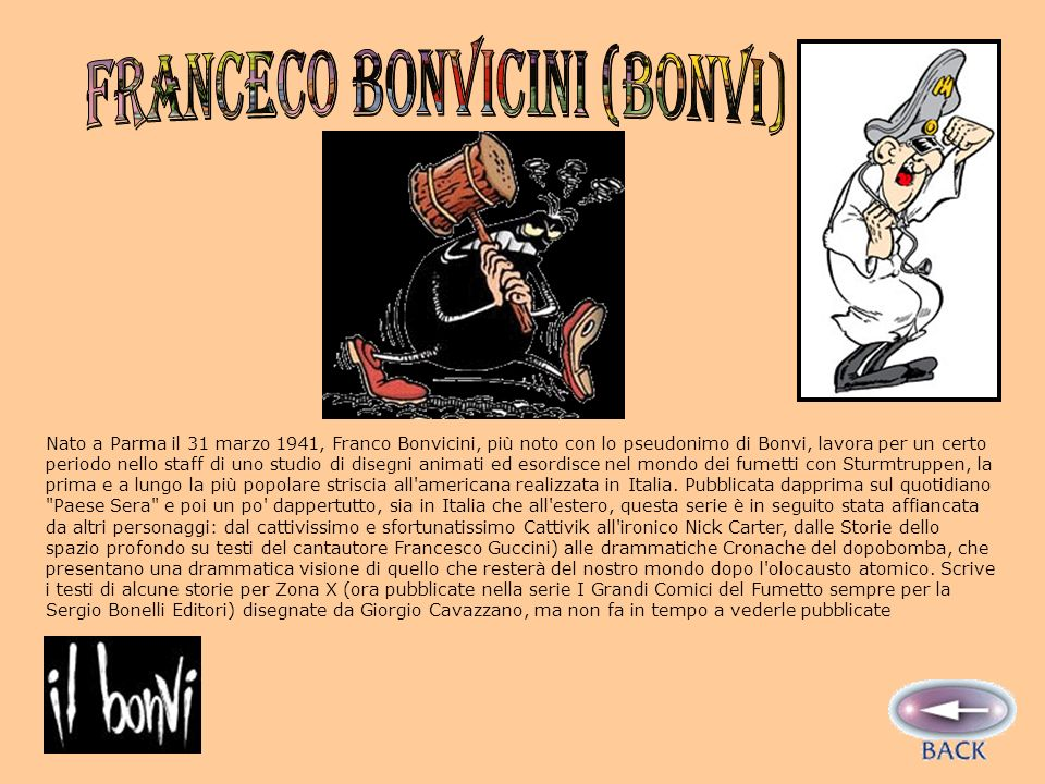 franceco bonvicini (bonvi)