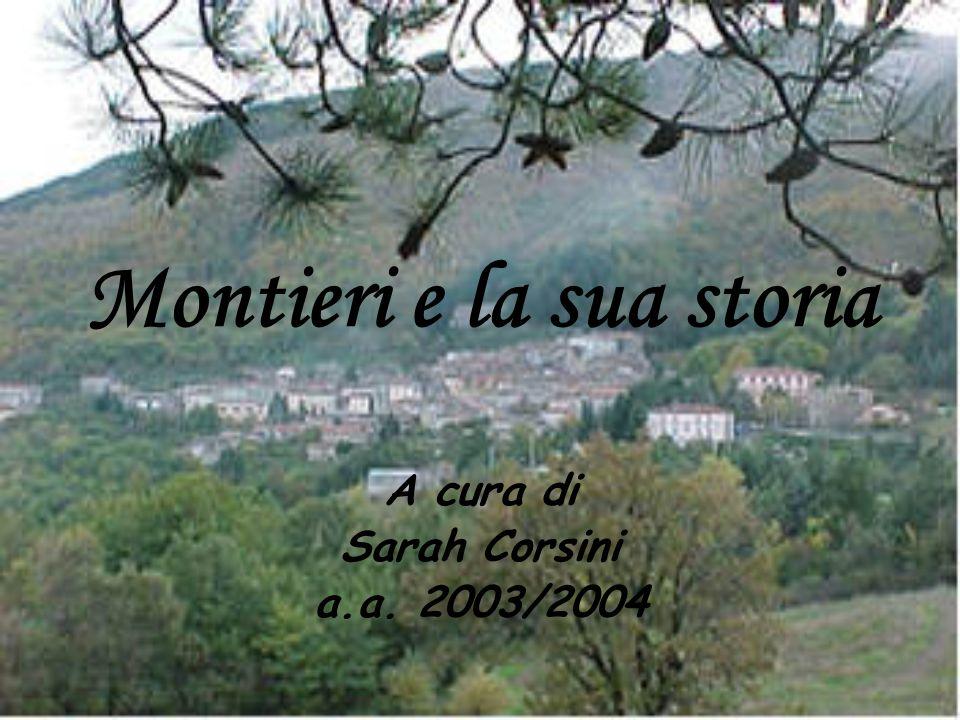 Montieri e la sua storia