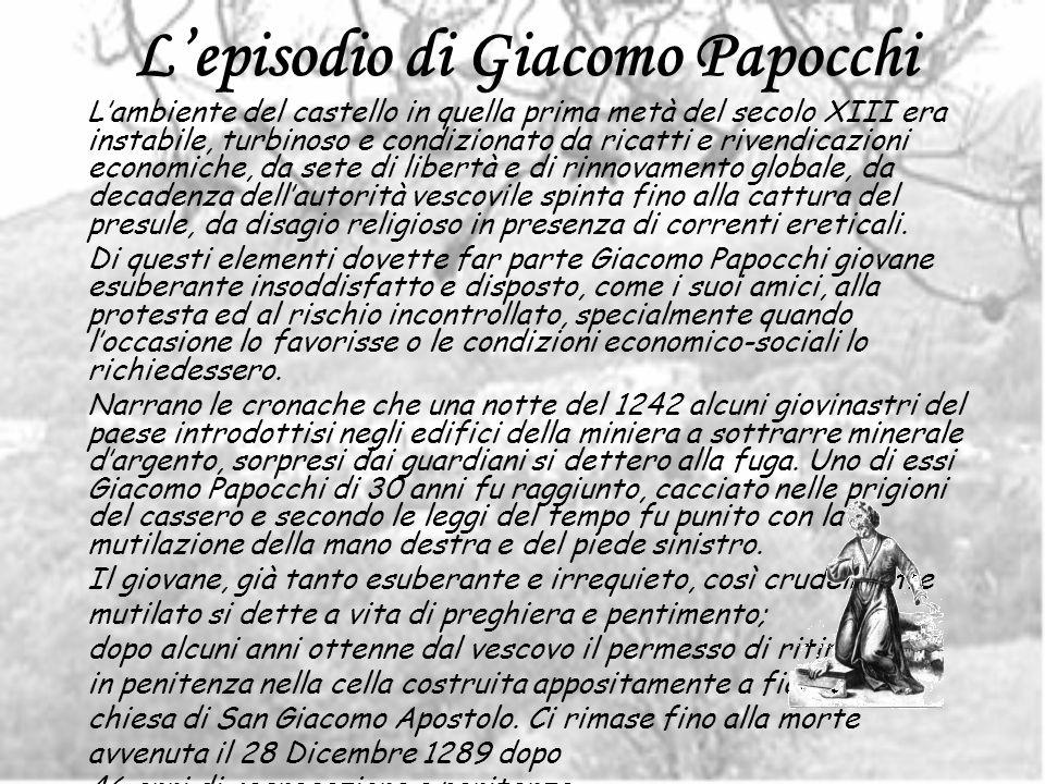 L'episodio di Giacomo Papocchi