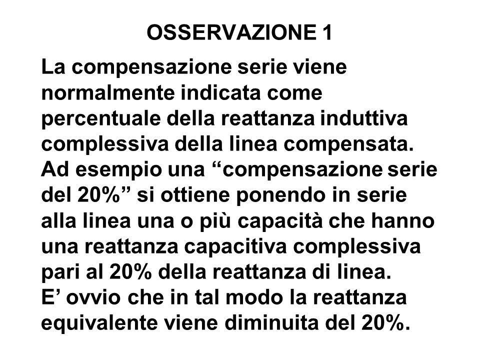 OSSERVAZIONE 1