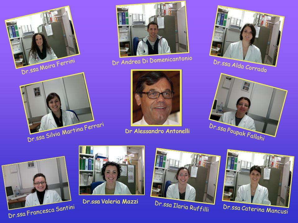 Dr.ssa Francesca Santini Dr.ssa Ilaria Ruffilli