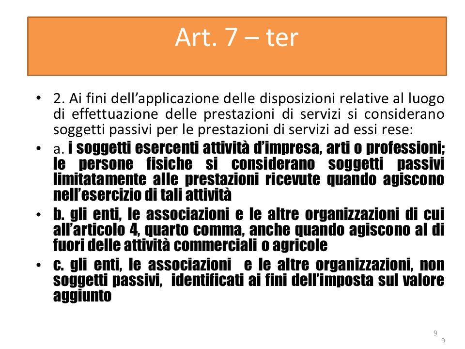 Art. 7 – ter
