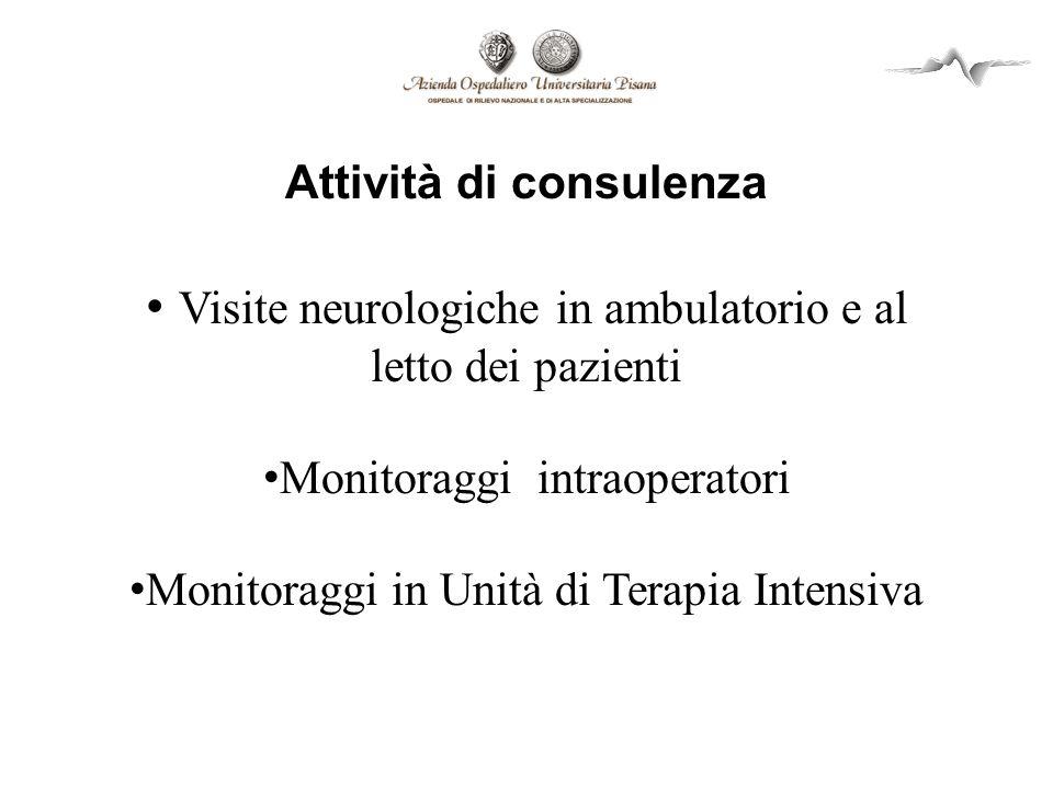 Attività di consulenza