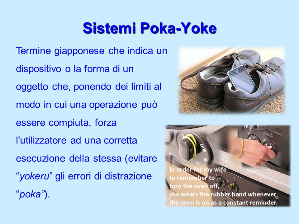 Sistemi Poka-Yoke