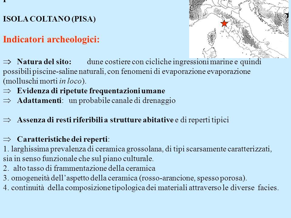 Indicatori archeologici: