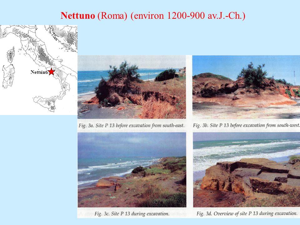 Nettuno (Roma) (environ 1200-900 av.J.-Ch.)