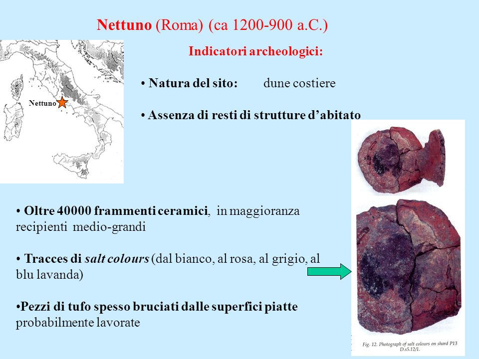 Nettuno (Roma) (ca 1200-900 a.C.)
