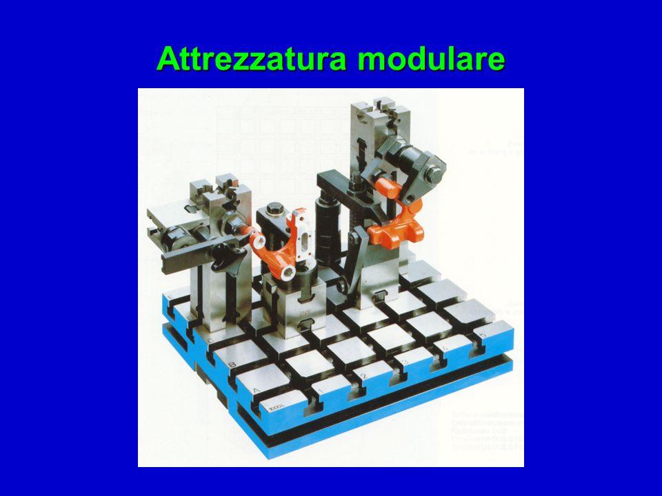 Attrezzatura modulare