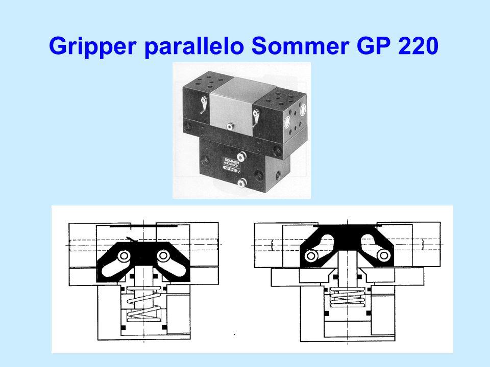 Gripper parallelo Sommer GP 220