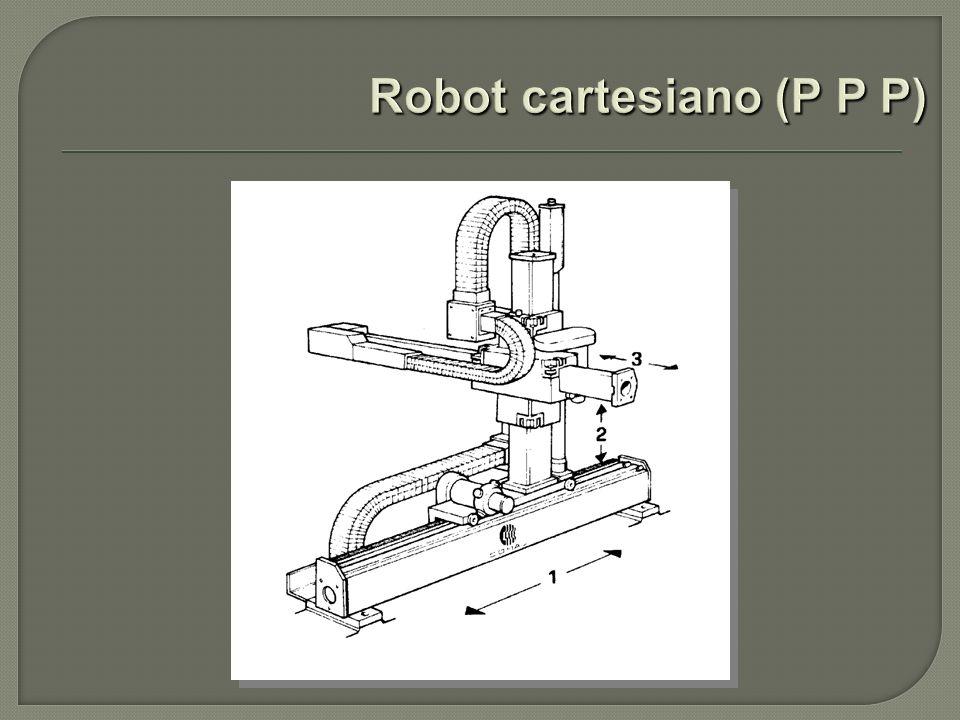 Robot cartesiano (P P P)
