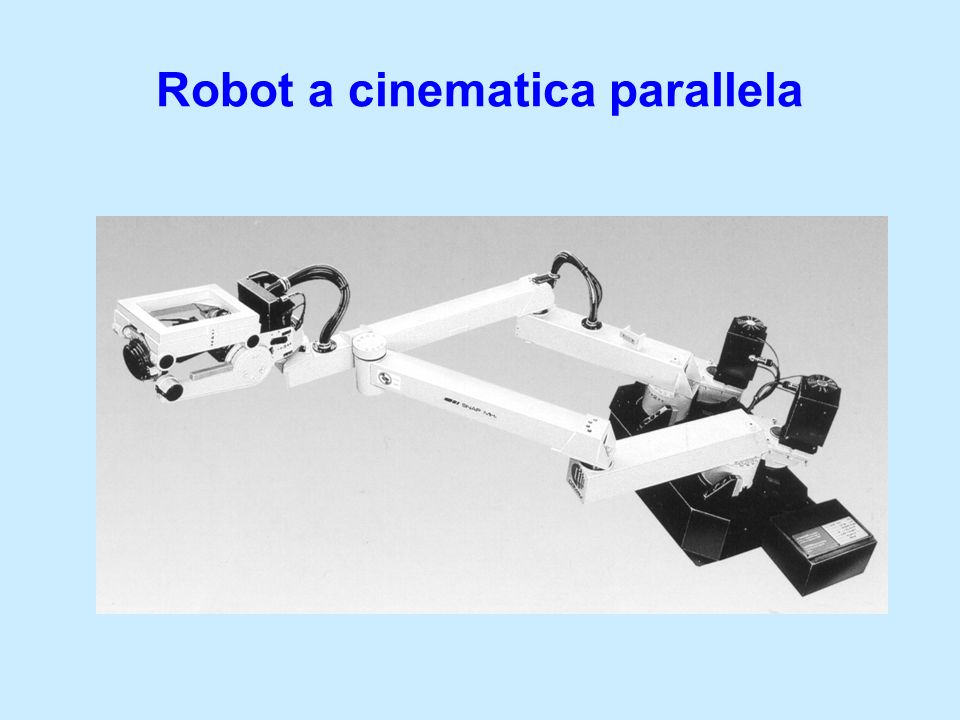 Robot a cinematica parallela
