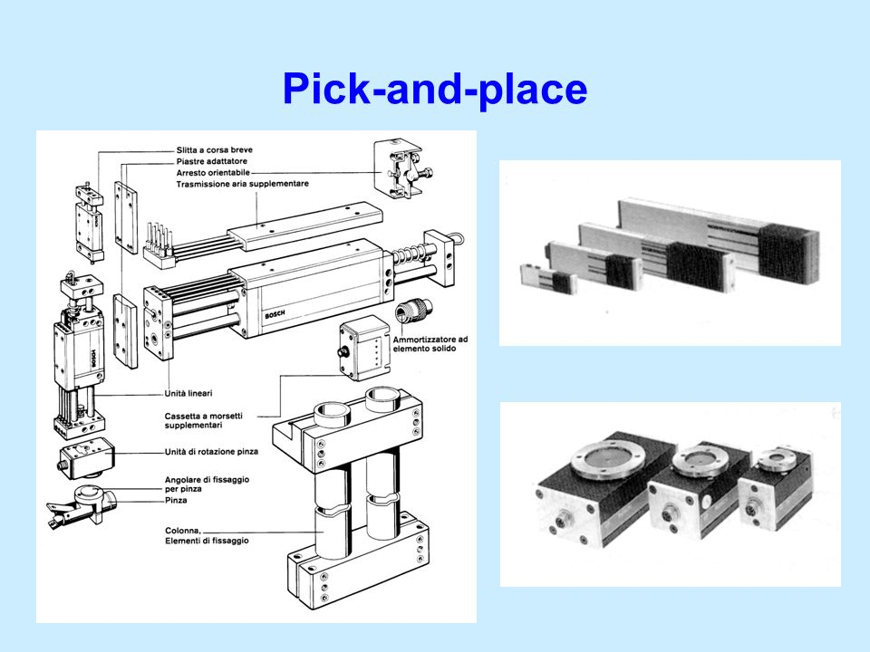 Pick-and-place