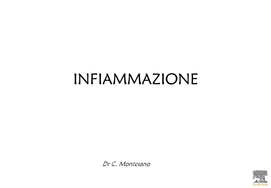 INFIAMMAZIONE Dr C. Montesano